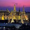 Grand Palace og Wat Phra Kaew
