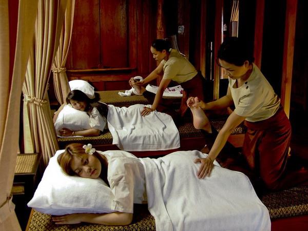 Thai massage hjørring den første gang
