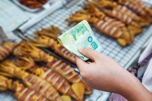 Spar penge i Bangkok